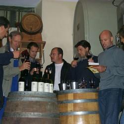 Die Weinrunde bei Heinrich & Thomas Rottensteiner
